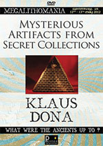 Klaus Dona - Mysterious Artifacts from Secret Collections
