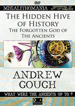 Andrew Gough - The Hidden Hive of History...