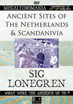 Sig Lonegren - Ancient Sites of The Netherlands & Scandanavia