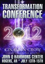 Cinamon Crow - Cosmic Vibrational Healing