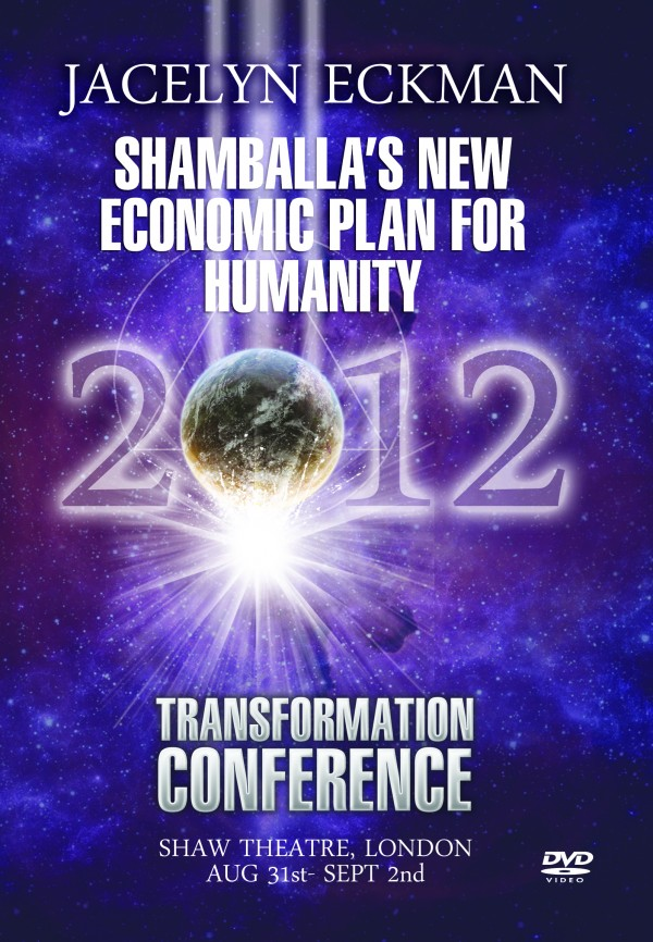 Jacelyn Eckman - Shamballa's New Economic Plan For Humanity