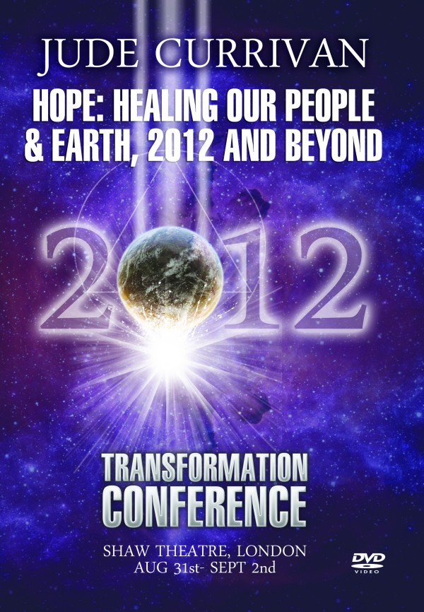 Jude Currivan - Hope: Healing Our People & Earth