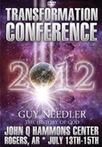 Guy Needler - A History of God