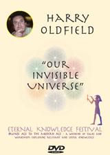 Harry Oldfield - Our invisible Universe