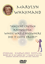 Marylyn Whaymand-Ancient Cretan Knowledge:Whose Was It & Where Did It Come From?